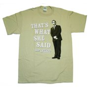 The Office TV That's What She Said Michael T-Shirt Tee