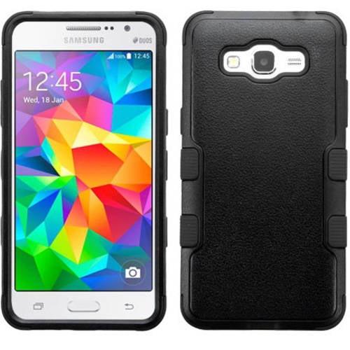 Samsung G530 Galaxy Grand Prime MyBat TUFF Hybrid Phone Protector Cover