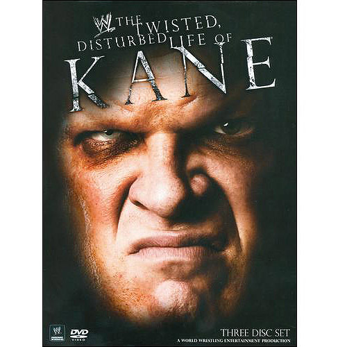 WWE: The Twisted, Disturbed Life Of Kane (Full Frame)