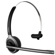 Mpow Truck Driver Bluetooth V4.1 Headset, Wireless Over-the-Head Noise CancelingHeadphonesfor Cell Phone, Truck Car Drivers, Call Center, Office (Black)