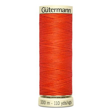 Poppies Thread - Gutermann Sew-All Poppy Thread, 110 Yd.