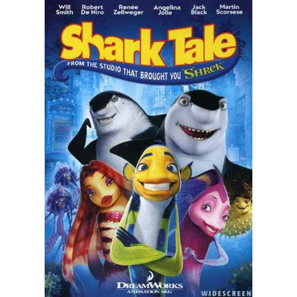 Shark Tale Dvd Walmart Com Walmart Com