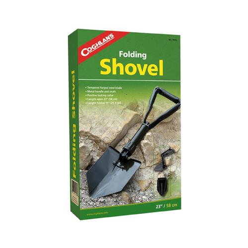 Click here to buy Coghlans 9065 Folding Shovel by Coghlans LTD.