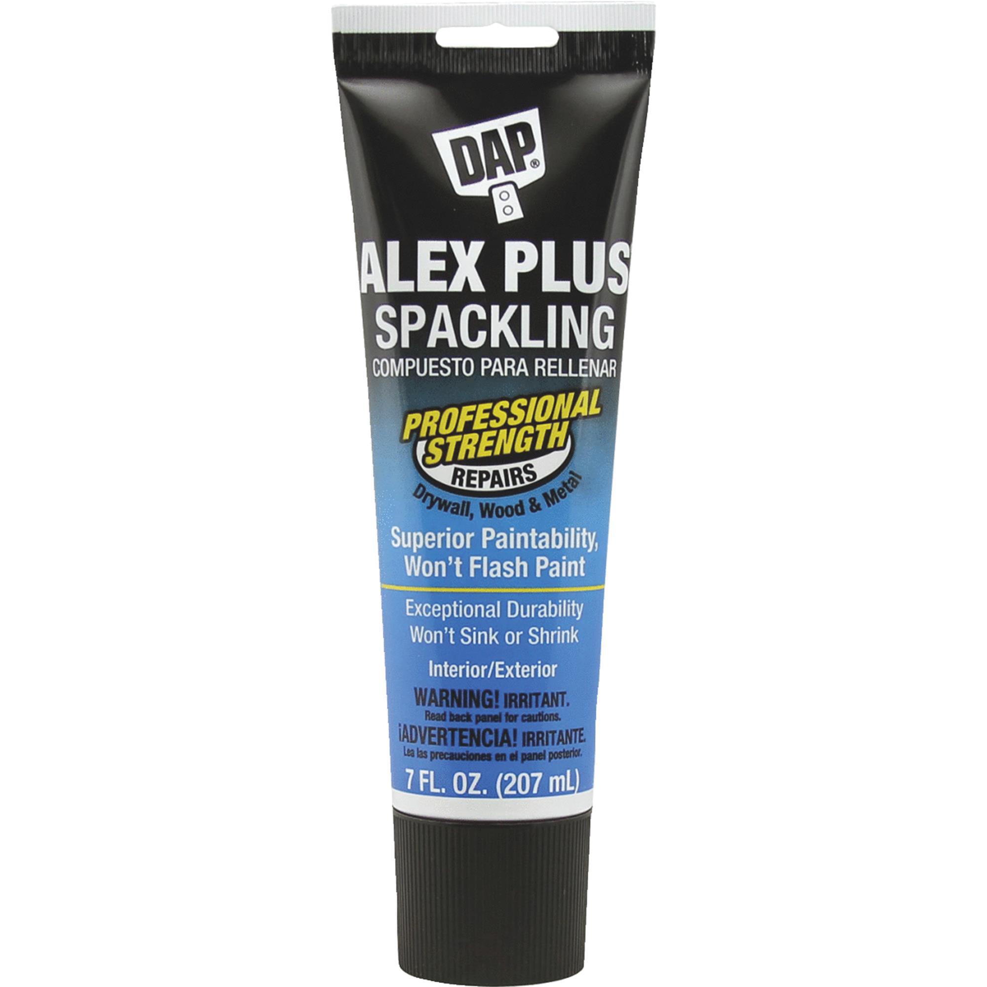 DAP ALEX PLUS Spackling, 7 oz