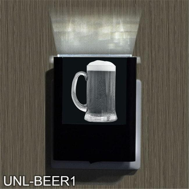 Uniqia UNLG0062 Night Light - Beer Laser