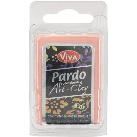PARDO Art Clay Translucent 56g-Orange