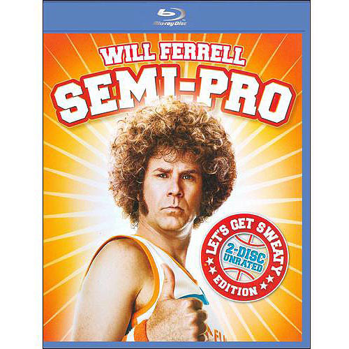 Semi-Pro (Blu-ray) (Unrated) (Widescreen)