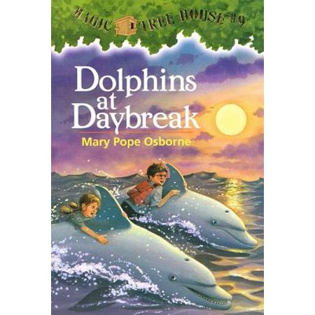 Doodle God Dolphin (Dolphins at Daybreak)