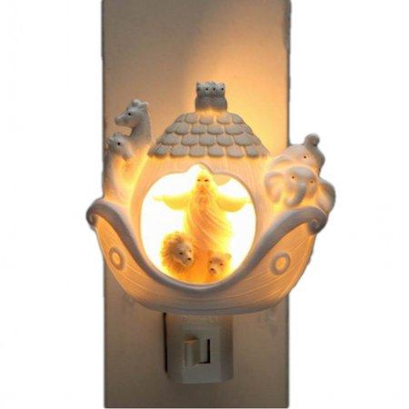 Noah Ark Plug-In Night Light -