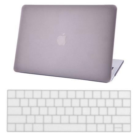 purchase cheap f1e99 7a086 MacBook Pro 13 Case 2016 Release Keyboard Skin and Hard Shell Bundle Matte  Cover fits all Apple Mac Pro 13 inch 2016 Models both Touch Bar (A1706) and  ...
