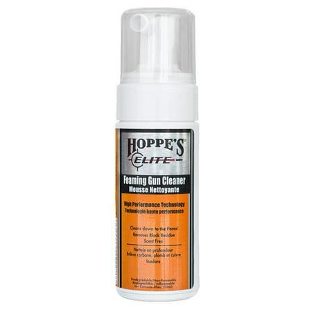 hoppes elite gun cleaner instructions
