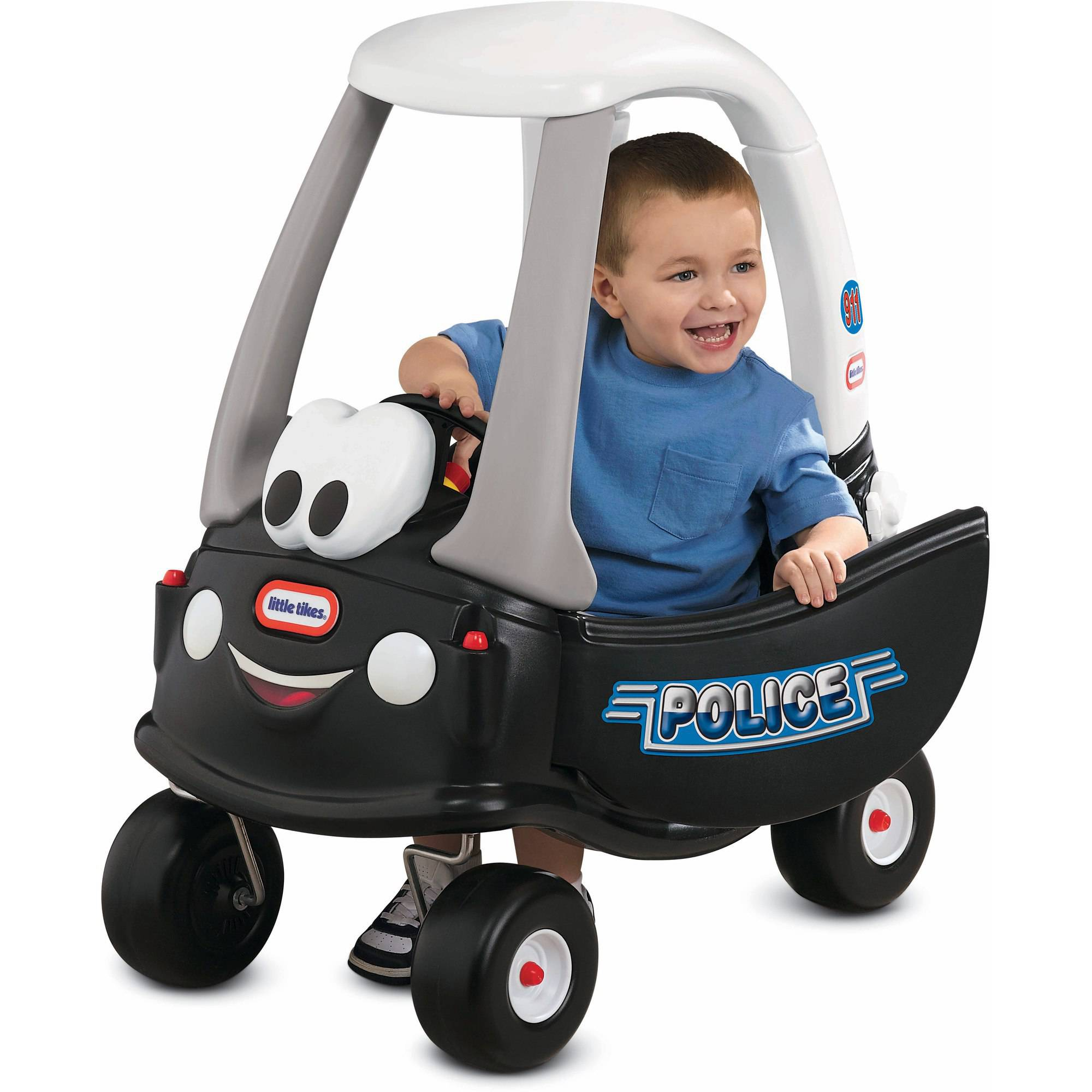 Cozy Coupe 30th Anniversary Tikes Patrol Ride-On