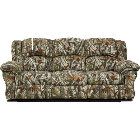 Tremendous Cambridge Camo Double Reclining Sofa Onthecornerstone Fun Painted Chair Ideas Images Onthecornerstoneorg