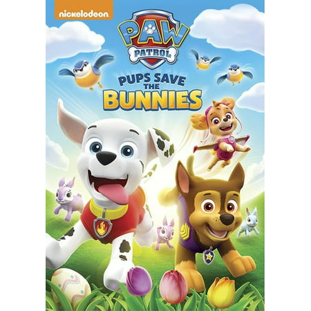 Paw Patrol: Pups Save the Bunnies - Paw Patrol Accessories