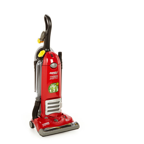 Eureka Boss SmartVac Sealed HEPA Bagged Upright Vacuum, 4870MZ