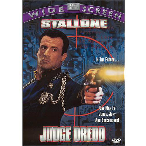 Judge Dredd (Widescreen)