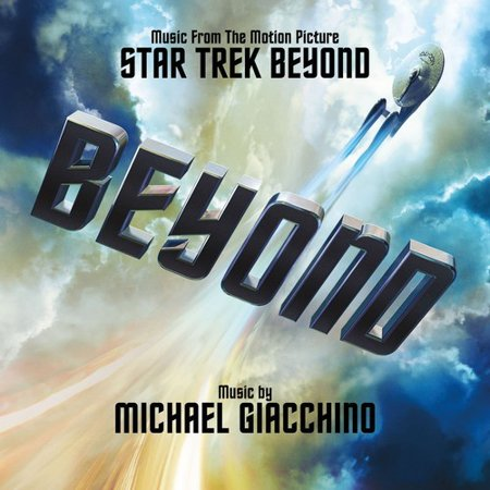 Star Trek Vinyl (Star Trek Beyond Soundtrack (CD))