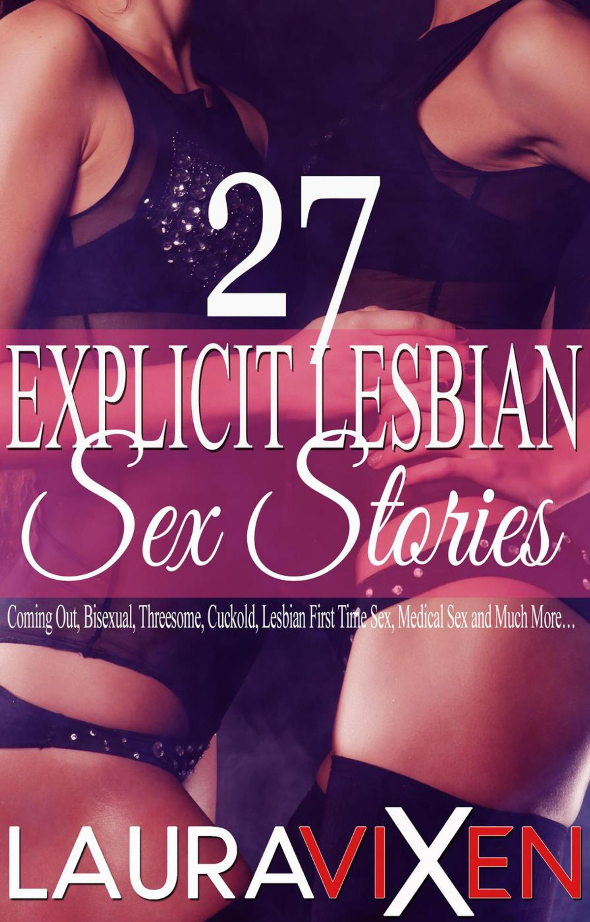 Sorry, lesbian bisexual sex stories