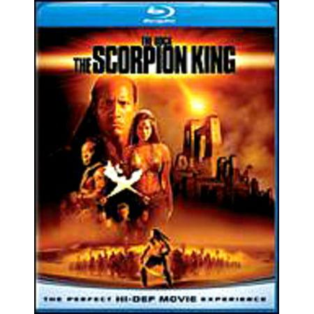 The Scorpion King  Blu Ray