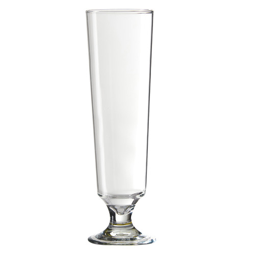 Julius Footed Beer Glasses, 22 oz, Set of 4 by Global Amici