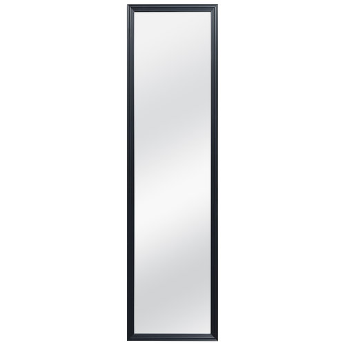 Over The Door Mirror Walmart.Mainstays Over The Door Full Length Dressing Mirror 13 X 49 Walmart Com