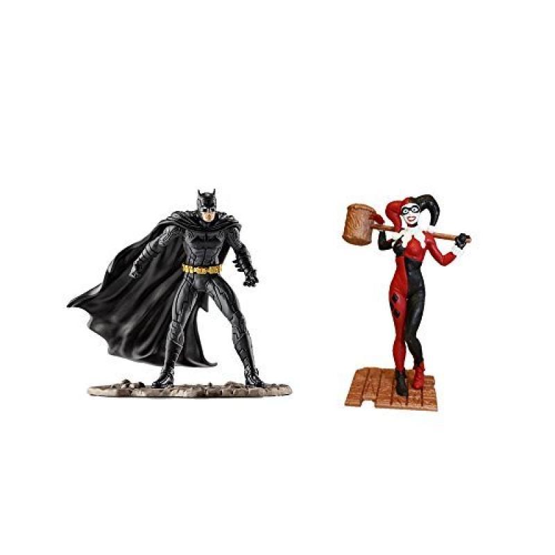 Batman Vs. Harley Quinn Playset by