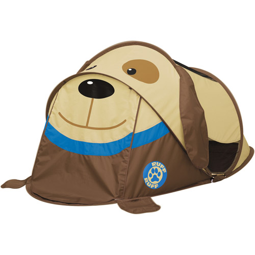 sc 1 st  Walmart & Flash the Puppy Kidsu0027 Bed Tent - Walmart.com