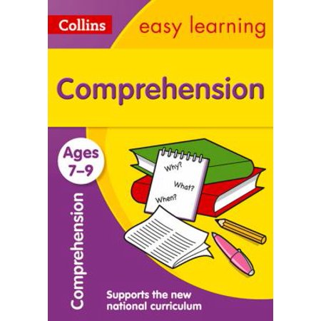 Comprehension Ages 7 9  New Edition  Collins Easy Learning Ks2   Paperback