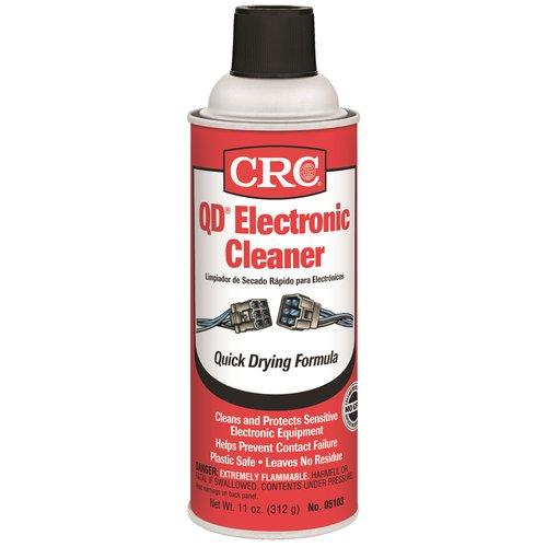 CRC QD Electronic Cleaner, 11 Wt Oz