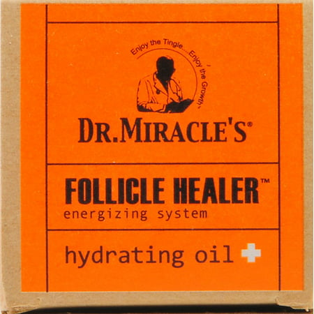 Dr Miracles Dr Miracles Follicle Healer Energizing System Hydrating Oil, 2