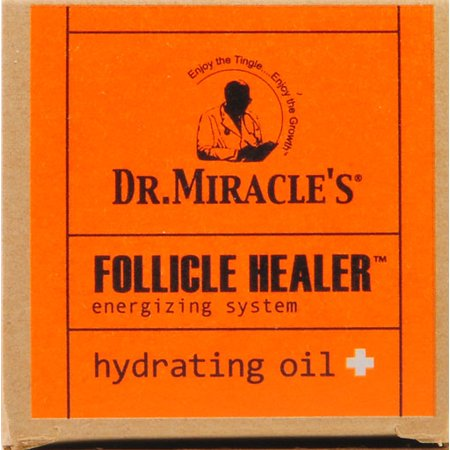Dr Miracles Dr Miracles Follicle Healer Energizing System Hydrating Oil, 2 oz