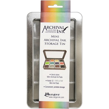 Archival Storage Sleeve - Ranger Mini Archival Storage Tin-