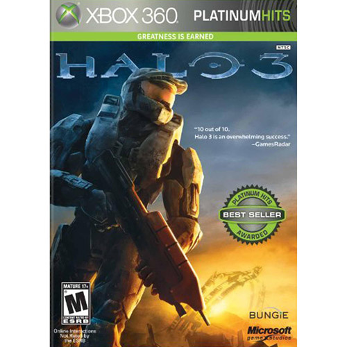 Halo 3 - Platinum Hit (Xbox 360)