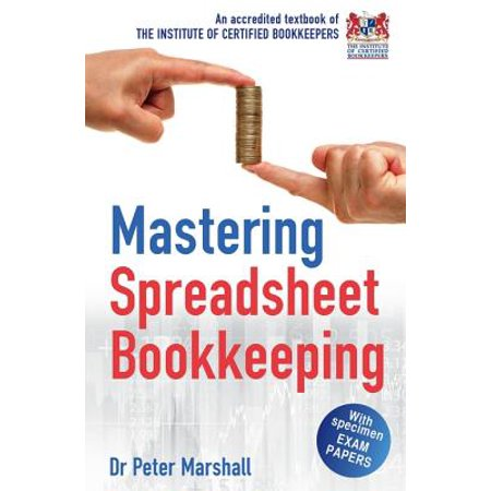 Mastering Spreadsheet Bookkeeping - eBook