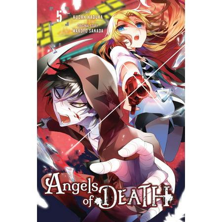 Angel Of Death Spirit Halloween (Angels of Death, Vol. 5)