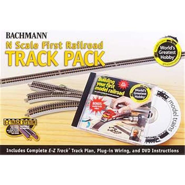 Bachmann BAC44896 Worlds Greatest Hobby Track Pack