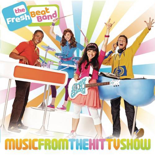 The Fresh Beat Band: Music From The Hit TV Show Soundtrack