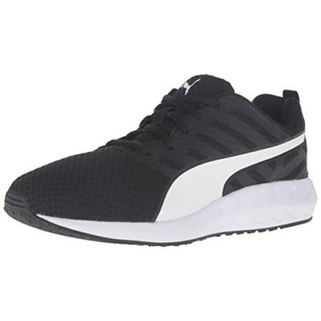 32fb7c83ec16 Puma 189028-02 Flare Mesh Men s Sneakers Black White (9 D(M) US ...