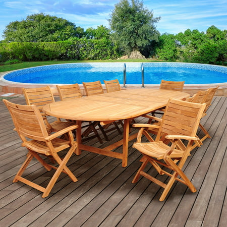Amazonia Pike Double Dining Set
