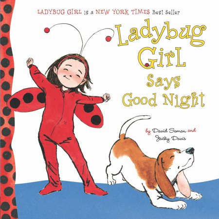 Ladybug Girl Says Good Night (Board Book)