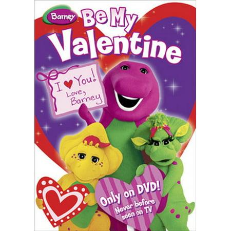 Barney: Be My Valentine (DVD) - Barney's Halloween Party Dvd