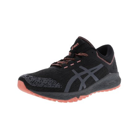 Asics Women's Alpine Xt Black / Carbon Begonia Pink Ankle-High Running Shoe - 10M Spring Running Shoes