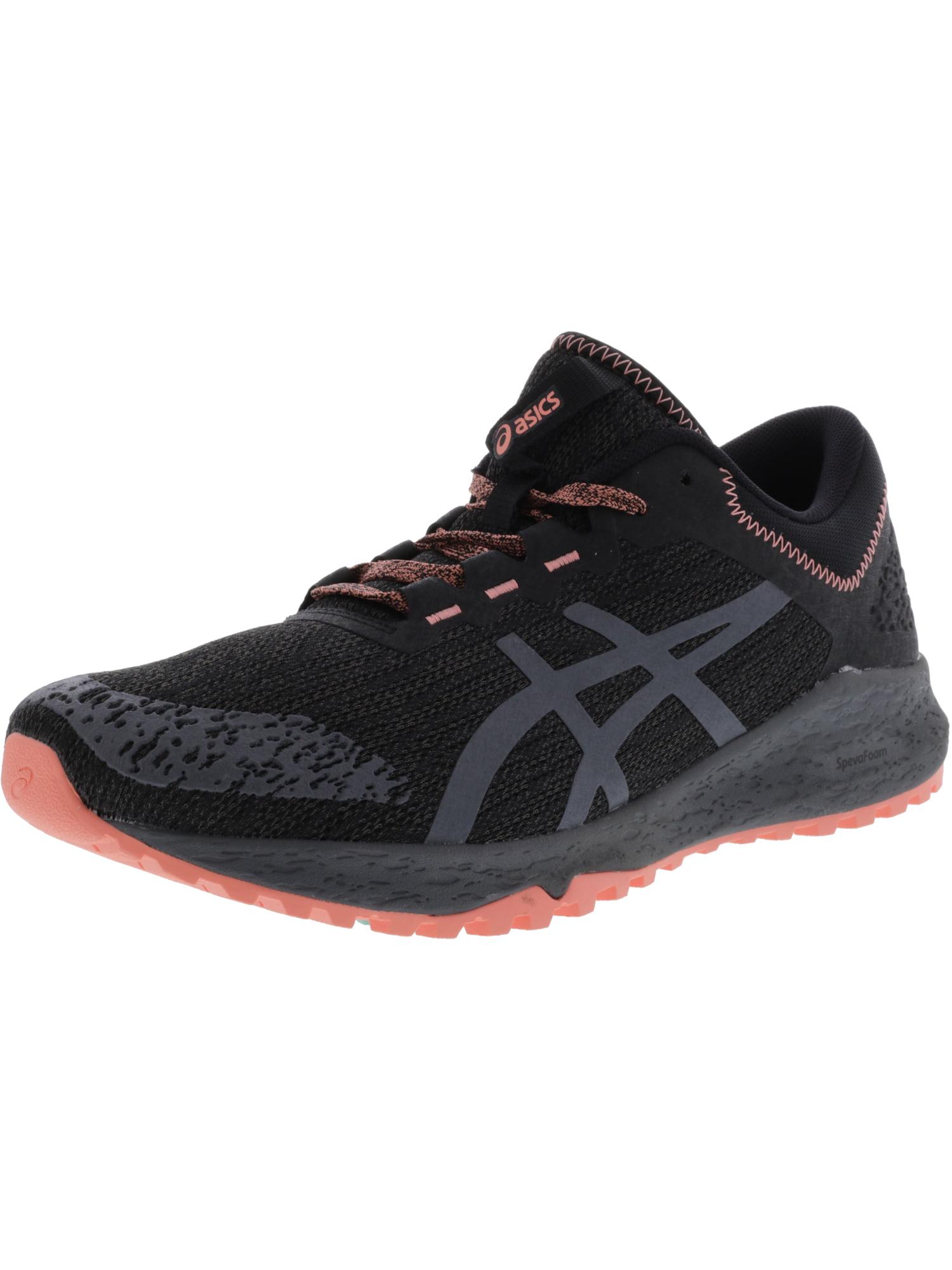 Asics Women's Alpine Xt Black / Carbon Begonia Pink Ankle-High Running Shoe - 10M