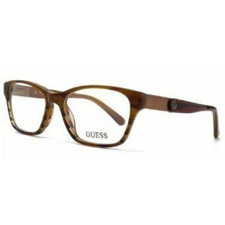 Guess Glasses Women GU 2356 BRN Brown Full Frame (Guess Eye Glass Frames)