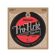 Best Classical Guitar Strings - D'Addario EJ49 Pro-Arte Black Nylon Classical Guitar Strings Review