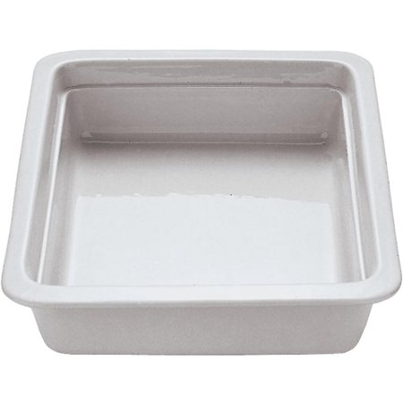 World Porcelain - Paderno World Cuisine Porcelain 1/2 GN Hotel Pan / Baking Dish, 2.5