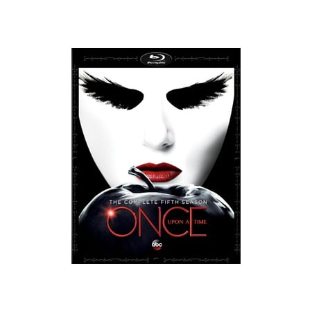 Once Upon a Time: The Complete Fifth Season (The Black Fairy Once Upon A Time)