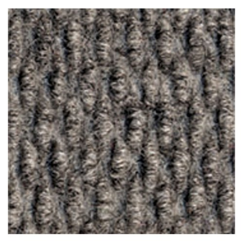 Apache Duro Rib Commercial Mat - Solid Gray 01-034-1702-30000600