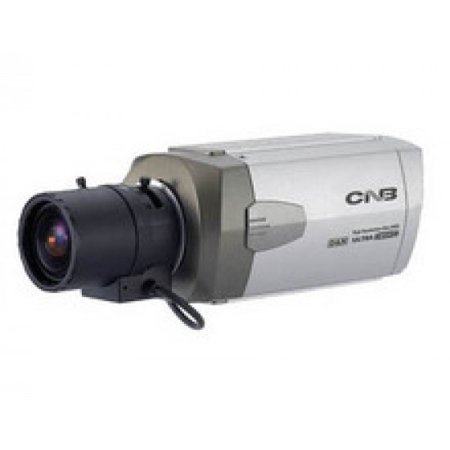 CCTV CNB Blue-i high resolution WDR Box Security Camera low light 3D DNR, 0.0002Lux DSS ICR 12V (Best Low Light Cctv Camera)