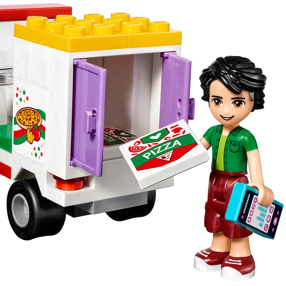 Lego ® Friends 41311 Pizza Oven Oven with Pizza and Slider
